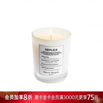 梅森马吉拉温暖壁炉香氛蜡烛
