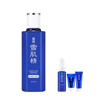 雪肌精化妆水(盈润型)惠选套装