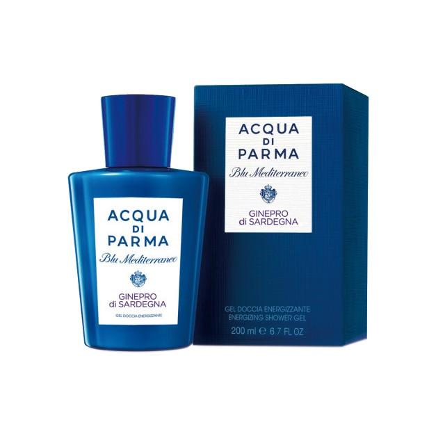 帕尔玛之水蓝色地中海松柏香氛沐浴液