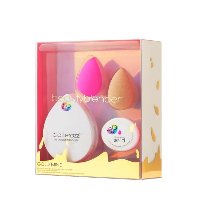 美妆蛋光彩耀目限量套盒