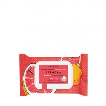 丝芙兰卸妆巾——西柚味