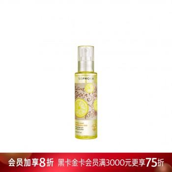 丝芙兰柠檬籽透亮润泽喷雾