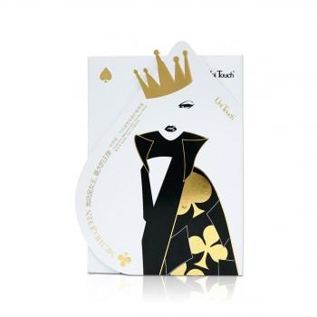 竹炭透亮双层纤维黑膜 - 女王牌系列
