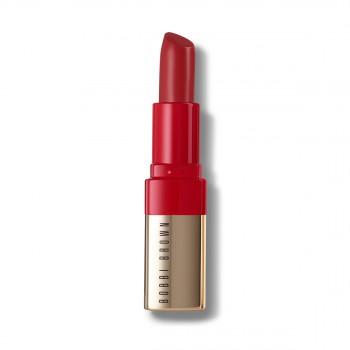 芭比波朗純色奢金唇膏-紅色限定版
