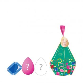 美妆蛋神秘宝盒套装