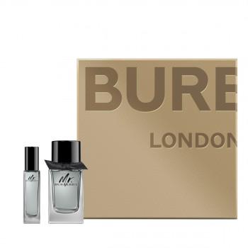 博柏利先生男士淡香水節日禮盒