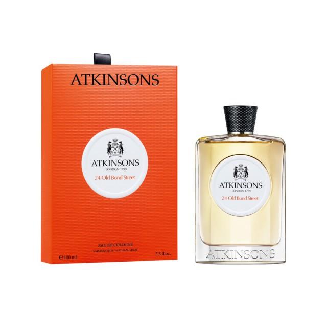 阿特金森二十四老邦德街典雅香水