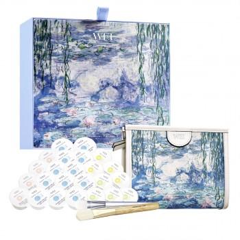 蔚蓝之美逐光印象·莫奈联名面膜礼盒