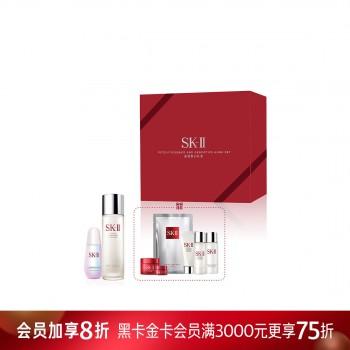 SK-II 晶透焕白礼盒