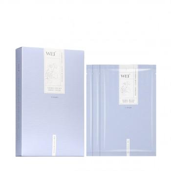 蔚蓝之美千分补水面膜惠选套装