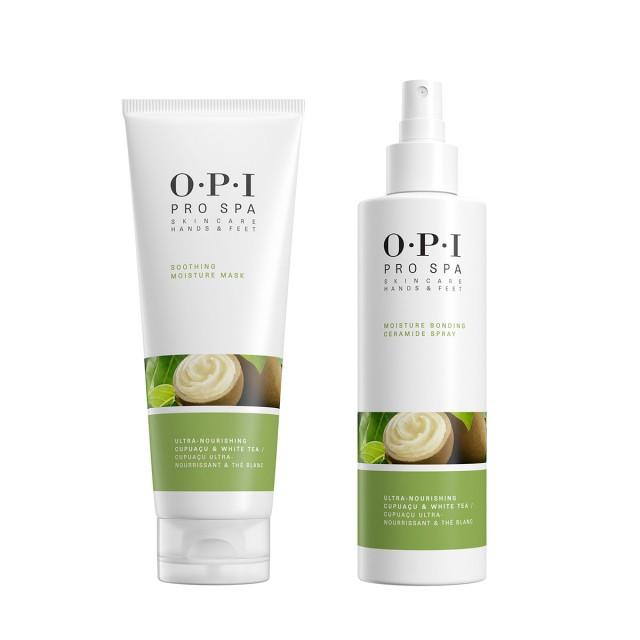 OPI可可白茶滋养护理膜118ml惠选套装