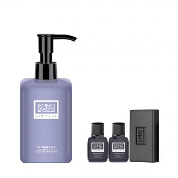 奧倫納素凈化潔顏皂前乳惠選套組