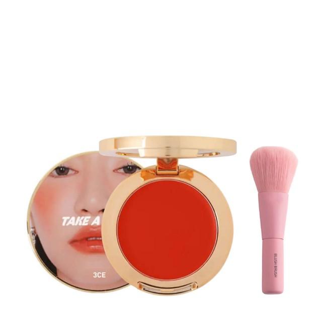三熹玉 唇颊彩盒 透亮沙柑橙色惠选套装