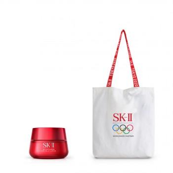 SK-II赋能焕采精华霜(轻盈型)惠选套组