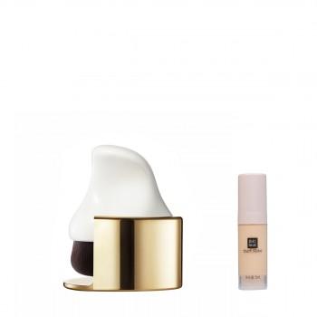 玛丽黛佳色彩工作室白金熨斗粉底刷惠选套装