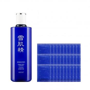 雪肌精化妆水(莹润型)惠选套组