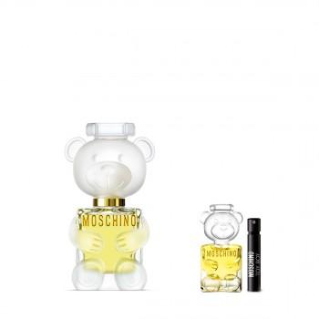默斯奇诺熊二代香水